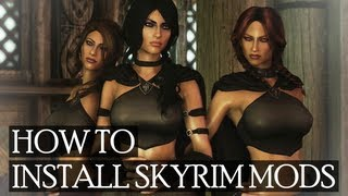 How to Install Skyrim Mods (Manually)