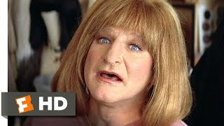 Mrs Doubtfire 2/5 Movie CLIP  Could You Make Me A Woman 1993 HD
