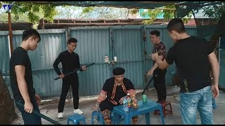 Giang Hồ Bến Xe Coi Thường Anh Tọc và Cái Kết Không Thể Tin Nổi - Phim Giang Hồ Xã Hội Đen Việt Nam