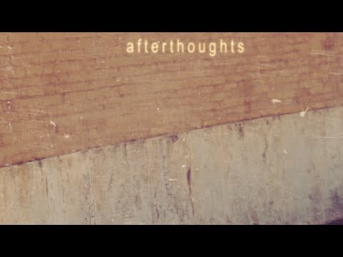 NOSOUND - Afterthoughts  (the new studio album)