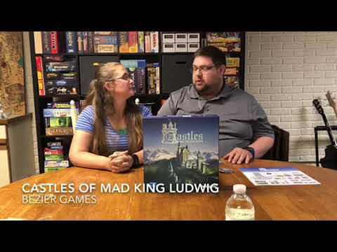 Pounds and Inches: 425 and 158. Castles of Mad King Ludwig