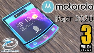 Motorola Razr 2020 Introduction Concept,Design,Specifications,Price,Launch Date