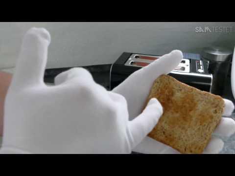 Bosch Toaster TAT8613 [4K] Deutsch Styline SerieTest