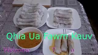 Qhia Ua Fawm Kauv 1/4/2019