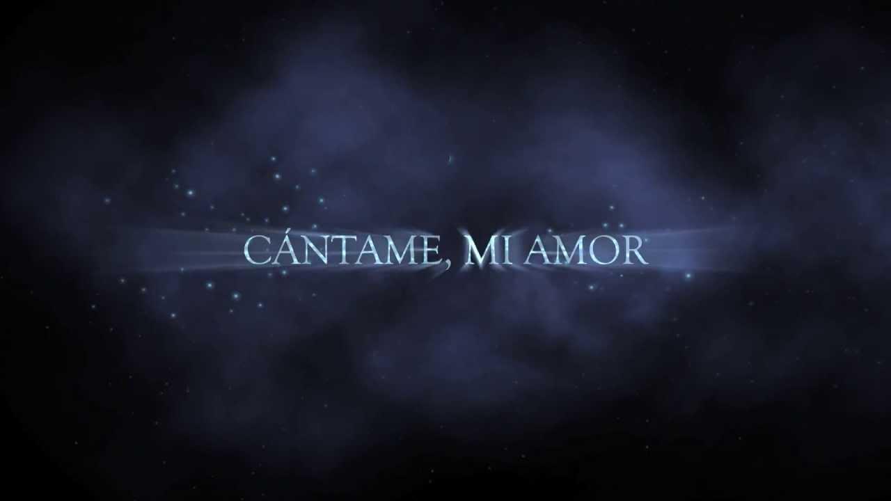 Cántame, mi amor - Theatrical Play