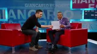Giancarlo Esposito on George Stroumboulopoulos Tonight: INTERVIEW