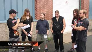 Answer with Metal interview