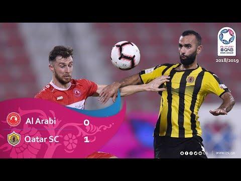 Аль-Араби - Катар СК 0:1. Видеообзор матча 26.10.2018. Видео голов и опасных моментов игры