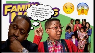 JALEEL WHITE Life, On and Off the Set of Family Matters ALL THE JUICY TEA!! Part 1