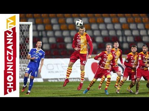 WIDEO: Chojniczanka Chojnice - PGE Stal Mielec 0-2 [SKRÓT MECZU]