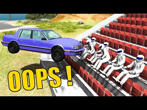 WILL IT STILL DRIVE? Crashes #73 - BeamNG Drive | CRASHdriven