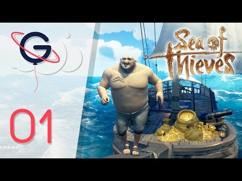 SEA OF THIEVES FR 1/3 : Premier trésor et combat !