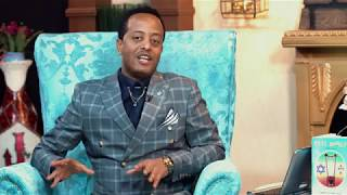 Jossy In The House Show interview With Sisay Demissie Teacher of the Begena Part 2/A