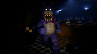 DO NOT SNEAK INTO FREDBEARS OR YOU WILL BE HUNTED BY ANIMATRONICS || FNAF Project Fredbear | Kholo.pk