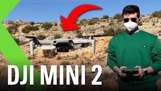 DJI MINI 2 ANÁLISIS - EL DRON PERFECTO para PRINCIPIANTES