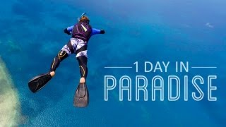 We challenged 20 unique filmmakers to head to Cairns and capture their 1 Day in Paradise in Tropical North Queensland using only a GoPro. Then they each made a 2 minute film.