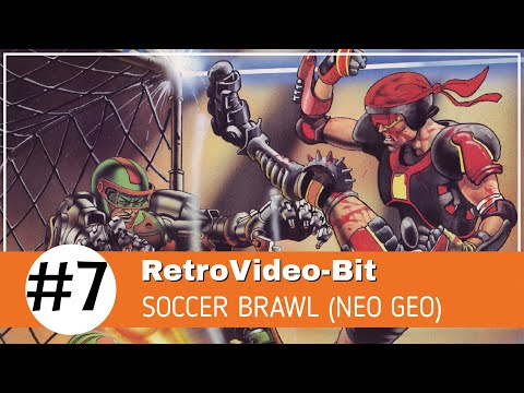 RetroVideo-Bit 7 - Soccer Brawl