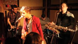 Maybe God is a Train, My Zero - Ezra Furman and the Boyfriends at The Arlene Francis Center Pt  2