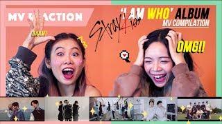 "Stray Kids(스트레이 키즈) 2ND MINI ALBUM ""I am WHO"" MVs COMPILATION REACTION - BEST SK ALBUM!!!"