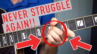 If Barre Chords are an Issue...