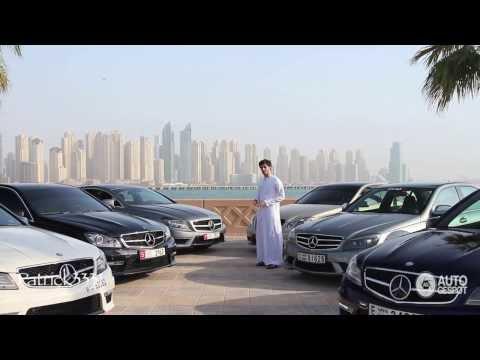 Group 63 AMG Dubai - interview with Club President Khalid Al Mulla