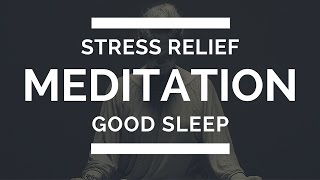 Guided sleep meditation / Mindfulness meditation techniques. Best evening meditation practice!