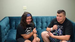 Baby Huey and Chasta sit down with Tony Foresta of Municipal Waste