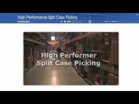 Warehouse Productivity Training - YouTube