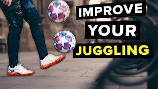 3 QUICK TIPS to improve your juggling skills!