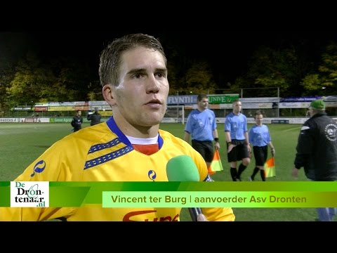Asv Dronten verliest met 2-4 van Berkum; derby tegen Flevo Boys naar 18 uur