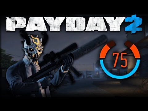 Payday  One Down Melee Build