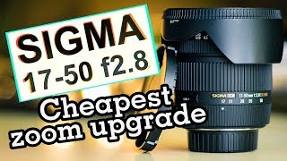 Sigma 17-50 f2.8 Review | Best Nikon Zoom Upgrade | Episode 11