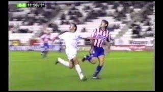 Albacete 4 - Sporting de Gijón 0. Temp. 02/03. Jor. 6