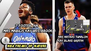 MGA BAGONG HALIMAW SA LOOB NG NBA COURT | Pinakaathletic na bagong NBA Players Ngayon