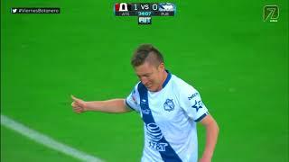 Resumen | Atlas 1 - 2 Puebla | Liga MX - Clausura 2019 - Liga MX - Jornada 6 |