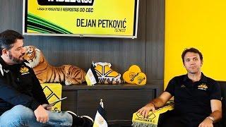 8º Tabelando Dejan Petkovic - TV Tigre