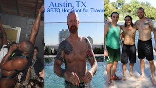 Austin TX LGBTQ Travel Hot Spot! Live Music, Barton Springs, Eye Candy,  Museum Of The Weird