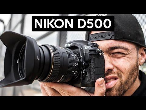 NIKON D500 | super 4K Spiegelreflexkamera | Review aus Frankfurt am Main