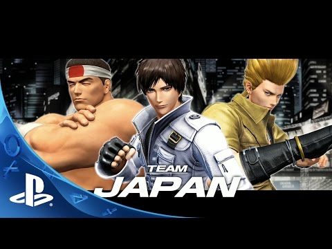THE KING OF FIGHTERS XIV - Team Japan Trailer | PS4 thumbnail