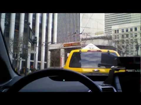 Taxi Driver - San Francisco - by Alex SacK