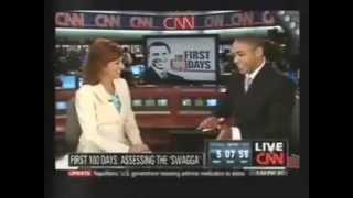 "CNN's Awkward  Analysis of Obama's ""Swagga"" thumbnail"