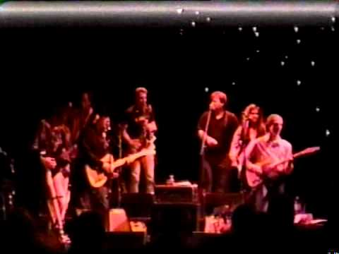 "Levon Helm with The Crows-""Blues Stay Away From Me"""