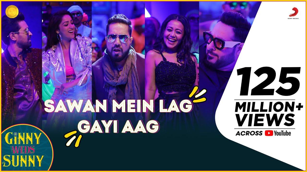 Sawan Mein Lag Gayi Aag - Ginny Weds Sunny Full Song Lyrics | Yami, Vikrant | Mika, Neha & Badshah | Payal D, Mohsin