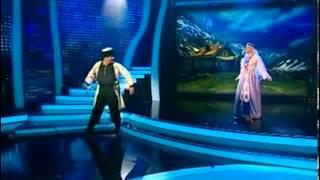 Грузинский рачули. Дмитрий Адарюков - Великі танці