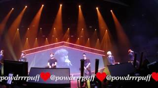 FANCAM - GOT7 FLY IN USA - This.Star 이.별 - CHICAGO - 160703