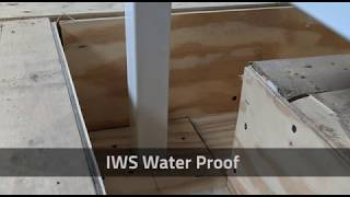 IWS Water Proof Unique Applications