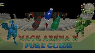 Mage Arena II - Pure Guide OSRS