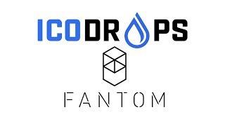 ICODROPS X Fantom