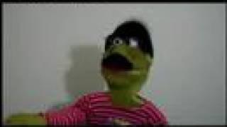 "Animatrak Puppet Show - 50 Cent ""Straight to the Bank"""