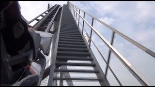 preview picture of video 'Rollercoaster Silver Star POV ONRIDE at Europa Park Rust (Germany)'